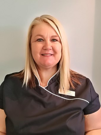 Tina Mortier Customer Care Manager
