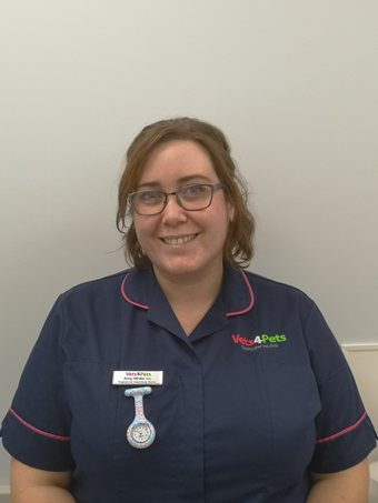Amy White RVN - Veterinary Nurse