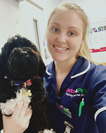 Sophie B - Student Veterinary Nurse