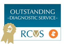 RCVS Outstanding Diagnostic Service